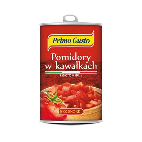 Pomidory w kawałkach Primo Gusto 400g