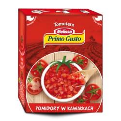 Pomidory w kawałkach Primo Gusto 390g