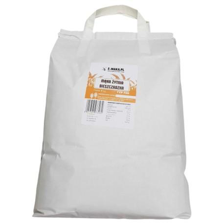 Mąka Żytnia Pytlowa 720 Bieszczadzka 5kg