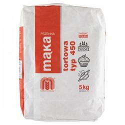 Mąka pszenna tortowa typ 450 Młyny Stoisław 5kg