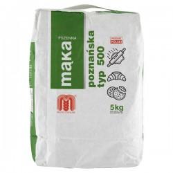 Mąka pszenna poznańska 500 MŁYNY STOISŁAW 5kg