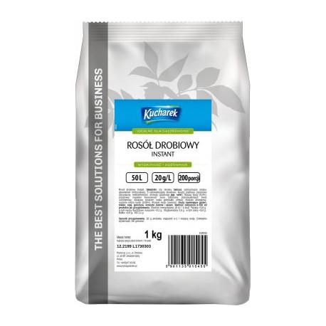 Rosół drobiowy instant torba PRYMAT 1 kg