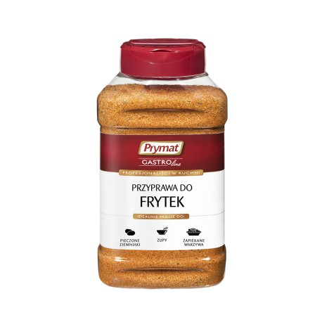 Przyprawa do frytek PET PRYMAT 600 g