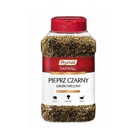 Pieprz czarny grubo mielony PET PRYMAT 320 g