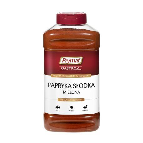 Papryka słodka wędzona PET PRYMAT 720 g