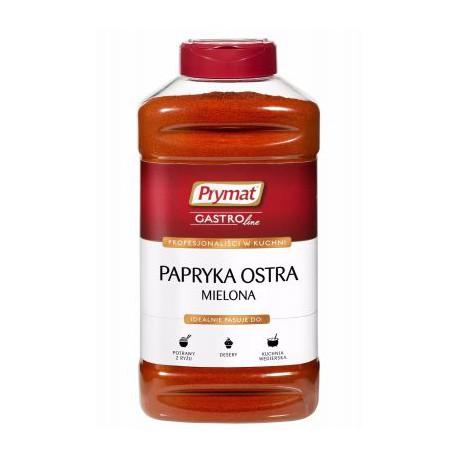 Papryka ostra mielona PET PRYMAT 720 g