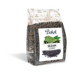 Sezam czarny BAKAL 200g