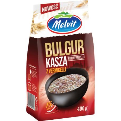 Kasza bulgur vermicelli MELVIT 400g