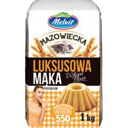 Maka mazowiecka luksusowa 550 MELVIT 1kg