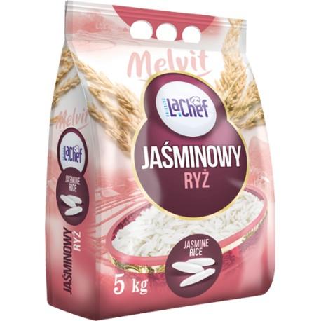 Ryż Jaśminowy MELVIT LA CHEF 5kg