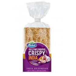 MELVIT Crispy INDIA czosnek, curry, sezam 130 g