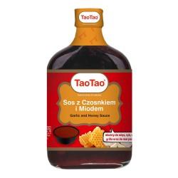 Sos z czosnkiem i miodem TAOTAO 220 g