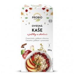 Owsianka z jabłkami i cynamonem BIO PROBIO 250 g