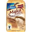 Mąka pszenna razowa  1850 MELVIT 1kg