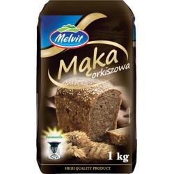 Mąka orkiszowa 1450 MELVIT THERMOMIX 1kg