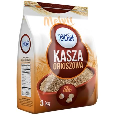 Kasza Orkiszowa MELVIT 3kg