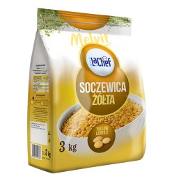Soczewica żółta MELVIT LA CHEF 3kg