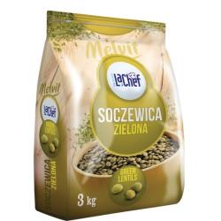 Soczewica zielona MELVIT LA CHEF 3kg