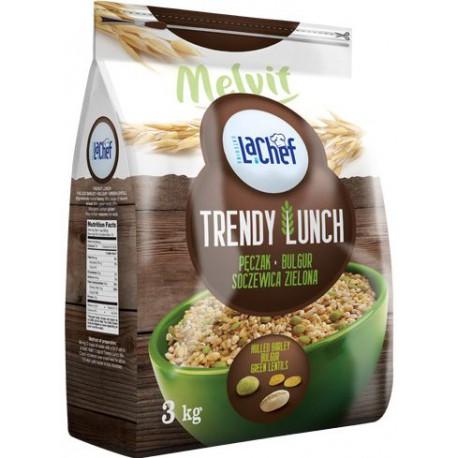 Trendy Lunch pęczak, bulgur, soczewica zielona 3kg