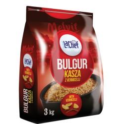 Kasza bulgur vermicelli MELVIT LA CHEF 3kg
