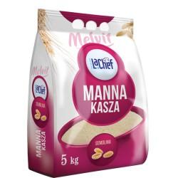 Kasza manna MELVIT LA CHEF 5kg