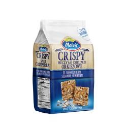 Crispy pieczywo orkiszowe MELVIT 150 g