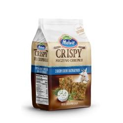 Crispy pieczywo żytnie ser rozmaryn MELVIT 150g
