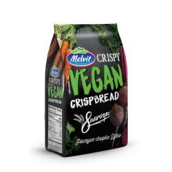 Crispy pieczywo vegan MELVIT 150g