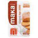 Mąka żytnia Razowa Typ 2000 MŁYNY STOISŁAW 0,9kg