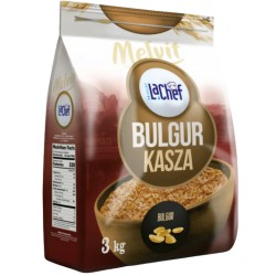 Kasza bulgur La Chef Melvit 3kg