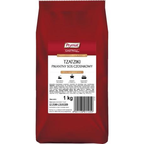 Tzatziki pikantny sos czosnkowy PRYMAT 1kg
