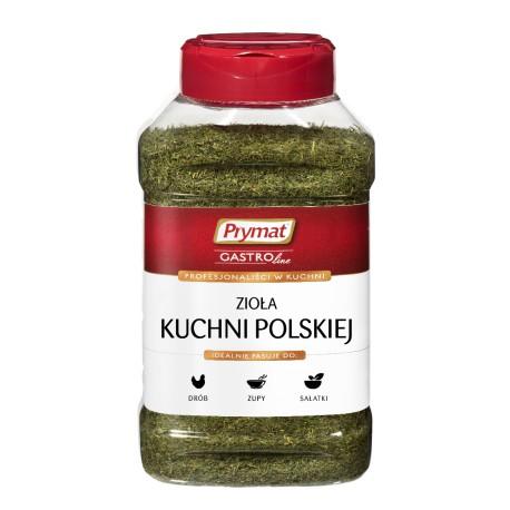 Zioła kuchni polskiej PET PRYMAT 110g