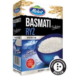 Ryż Basmati MELVIT 4x100g