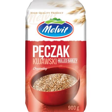 Kasza pęczak kujawski MELVIT 900g