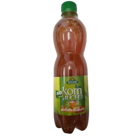 Zielona herbata Kombucha 500 ml BIO BIOLINIE