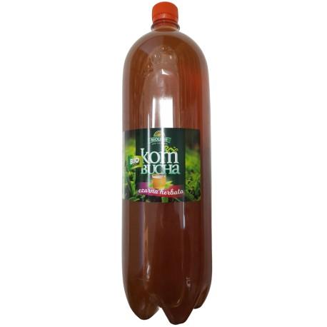 Kombucha czarna herbata 2l BIO BIOLINIE