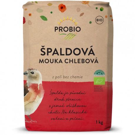 Mąka orkiszowa chlebowa 750 BIO PROBIO 1kg