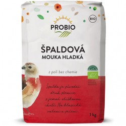Mąka orkiszowa Luksusowa 550 BIO PROBIO 1kg