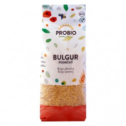 Bulgur pszenny BIO PROBIO 500g