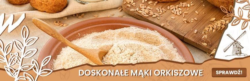 Mąki Orkiszowe